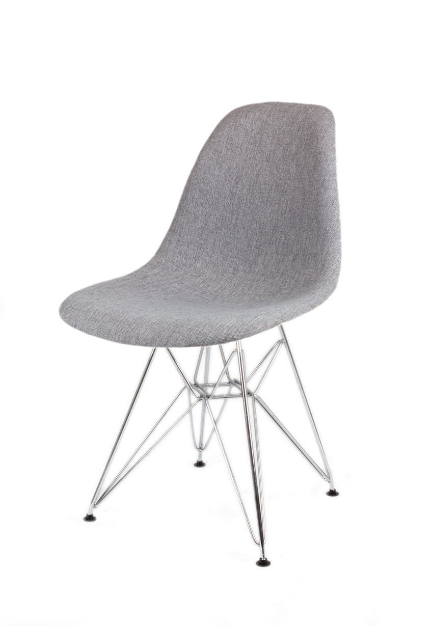 Sk design kr012 polster stuhl muna08 chrom muna08 metall for Stuhl polster design