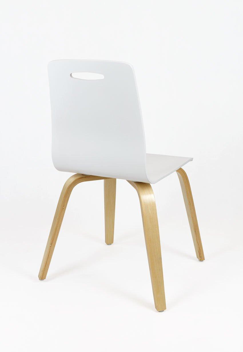 sk design skd009 stuhl weiss holz angebot krzes a wiat krzese. Black Bedroom Furniture Sets. Home Design Ideas