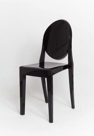 SK Design KR003 Black Chair