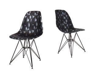 SK DESIGN KR012 CHAIR BUBBLES METAL
