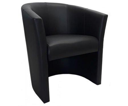 Black CAMPARI armchair