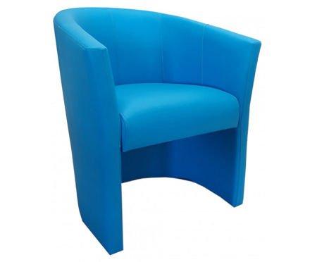 Blue CAMPARI armchair