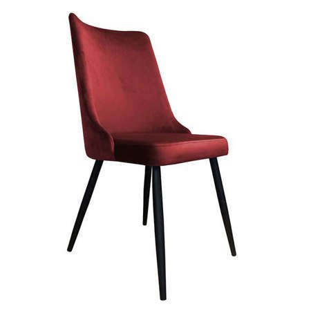 Chair Orion red material MG-31