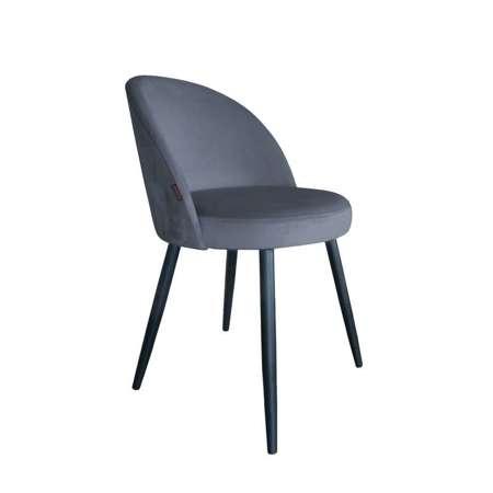 Dark gray upholstered CENTAUR chair material BL-14