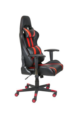 Gaming Armchair Scorpion Red SKG001  C