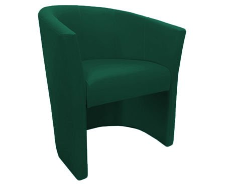 Green CAMPARI armchair