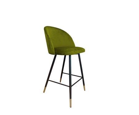 KALIPSO Stoker green olive BL-75 material with golden leg