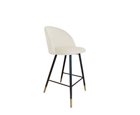 KALIPSO bar stool in ivory color material MG-50