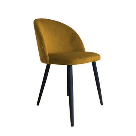 KALIPSO chair yellow mustard material MG-15