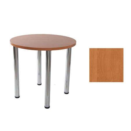 Lucio 01 Alder table Ø 80 cm