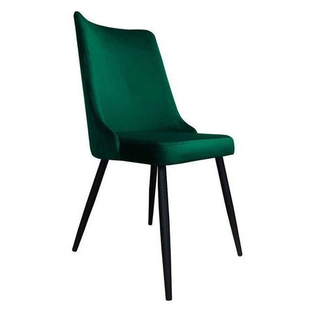 Orion chair dark green material MG-25