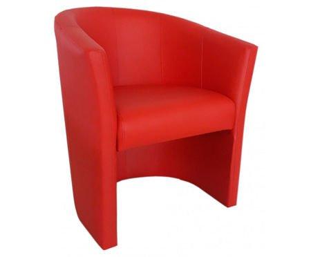Red CAMPARI armchair