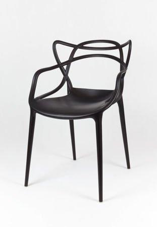 SK Design KR013 Black Chair