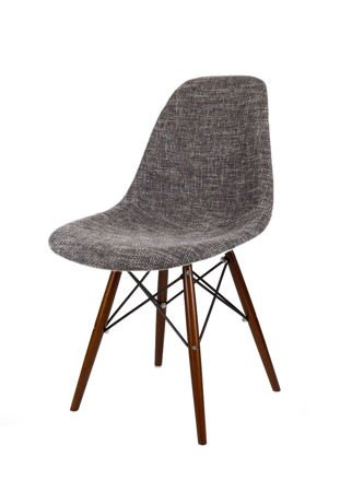 SK Design KR012 Upholstered Chair Lawa17, Wenge legs