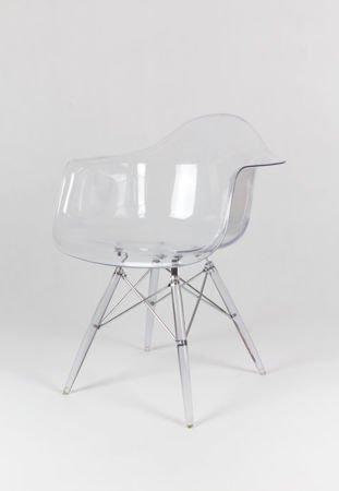 SK Design KR012F Transparent Seat OUTLET