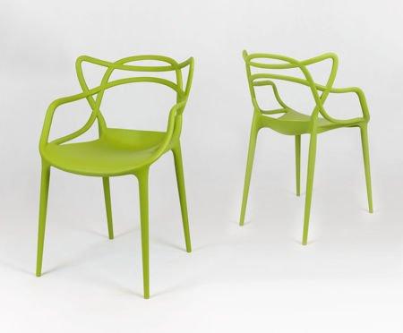 SK Design KR013 Green Chair