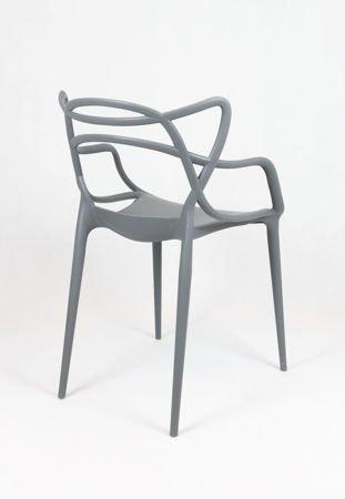 SK Design KR013 Grey Chair