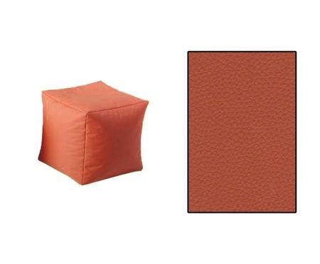 SKN Pouf Cube Calvados