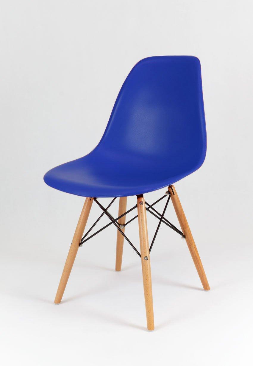 Sk design kr012 dunkelblau2 stuhl buche indigo holz for Design stuhl hersteller
