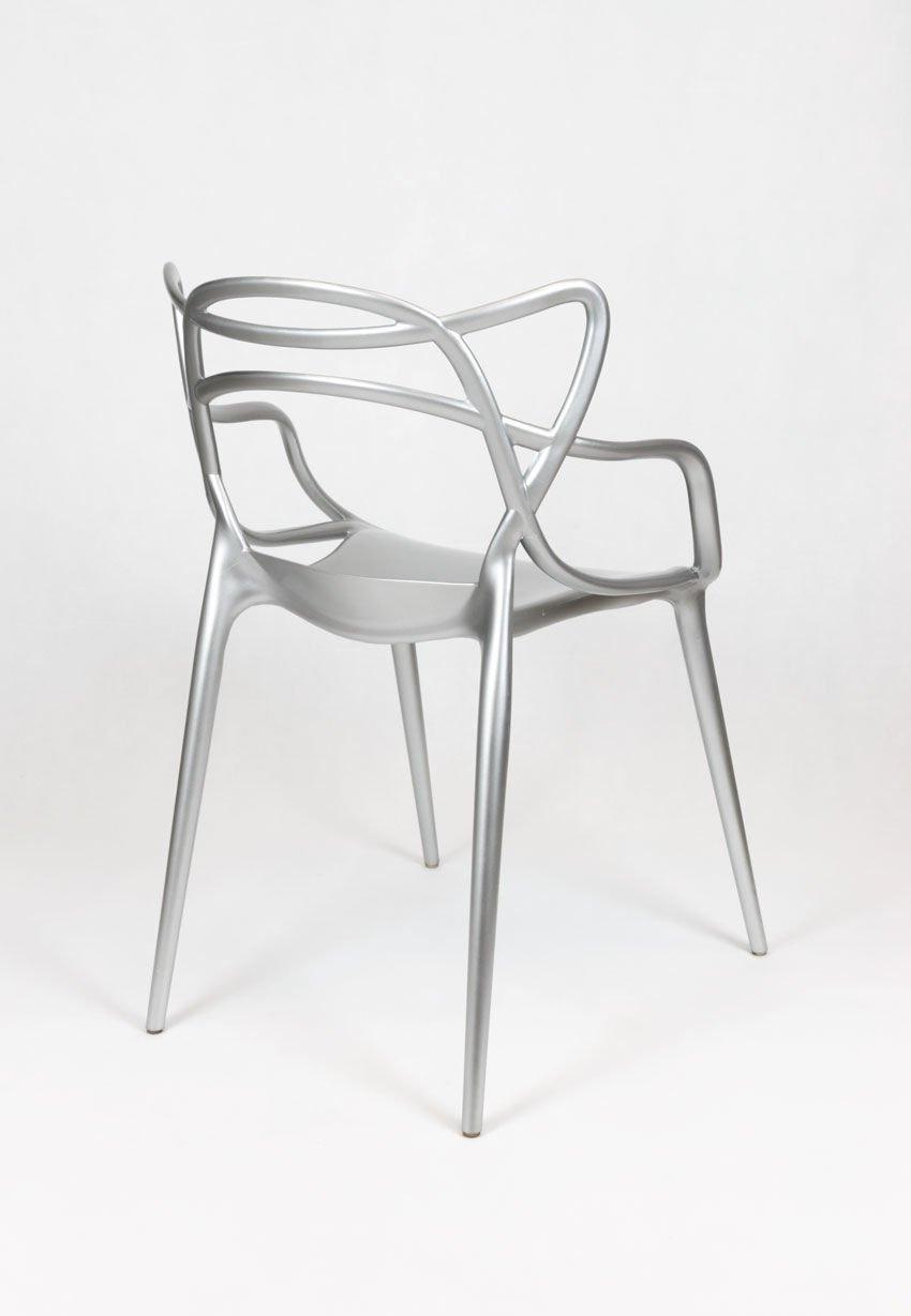 Sk design kr013 silver stuhl silber angebot st hlen for Design stuhl hersteller