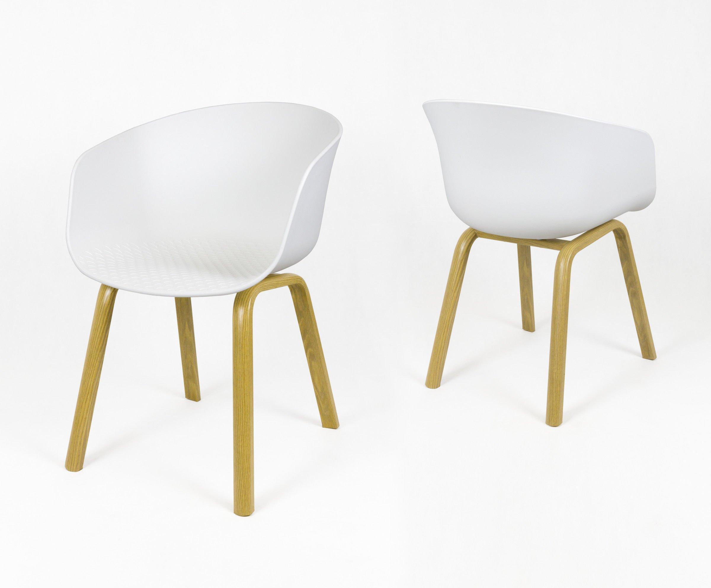 Sk Design Kr049 Weiss Stuhl Weiss Angebot Stuhlen Salon Esszimmer Kuche Stuhle Fur Das Wohnzimmer Salon Esszimmer Kuche Stuhle Fur Das Esszimmer Salon