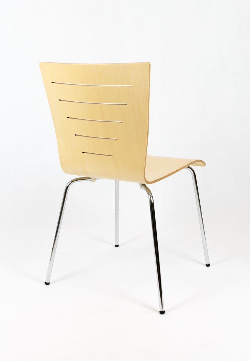 sk design skd001 stuhl nat rliche holz wood angebot. Black Bedroom Furniture Sets. Home Design Ideas