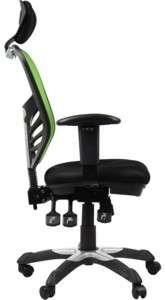 Krzesło Fotel biurowy gabinetowy obrotowy Cypr - zielony