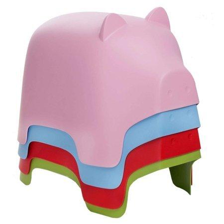 Piggy rosa Kindersitz