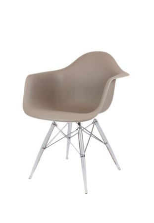SK DESIGN KR012F LATTE SESSEL CLEAR