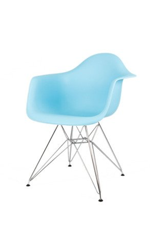 SK DESIGN KR012F OCEAN SESSEL CHROME