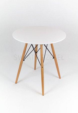 SK DESIGN ST02 TABELLE Ø 80 cm, WEISS