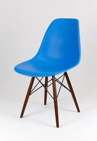 SK Design KR012 Blau Stuhl, Weenge