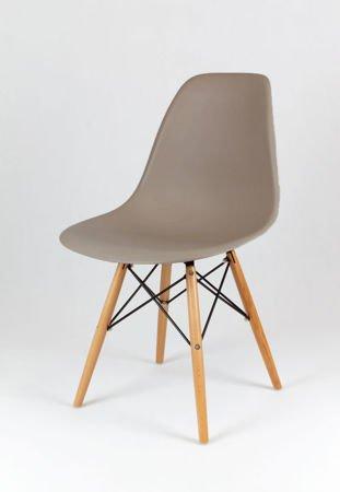 SK Design KR012 Latte Stuhl Buche