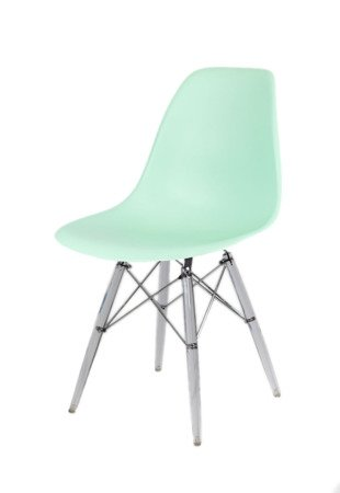 SK Design KR012 Pistazie Stuhl Klar