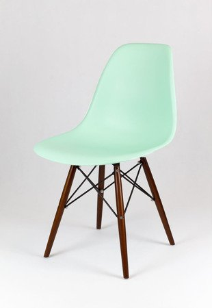 SK Design KR012 Pistazie Stuhl Wenge