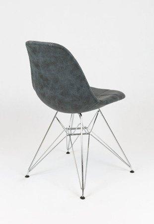SK Design KR012 Polster Stuhl Eko, Chom