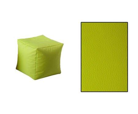 SKN Hocker Olive Cubes