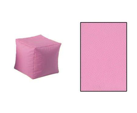 SKN Hocker Pink Cubes