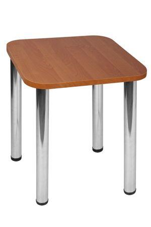 Tisch Paola 02 Erle 80x80