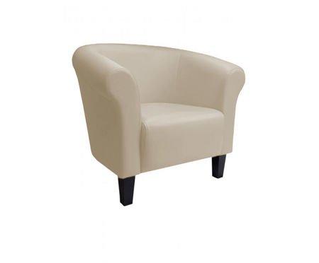 DZIECIĘCY Fotel MALIBU vanilia