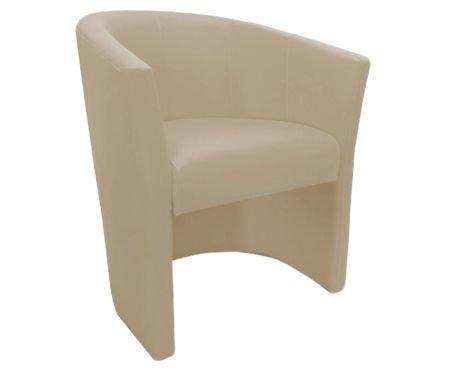 Fotel CAMPARI vanilia