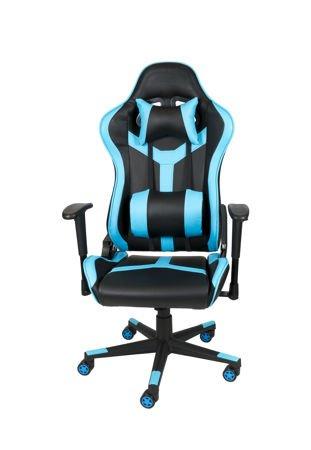 Fotel Gamingowy SK Design Jasnoniebieski SKG002 JN