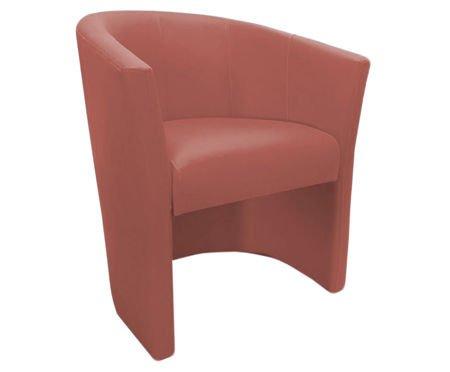 Jasnobrązowy fotel CAMPARI