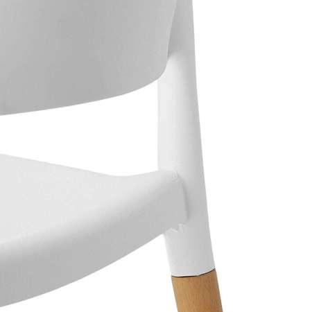 Krzesło Cole białe