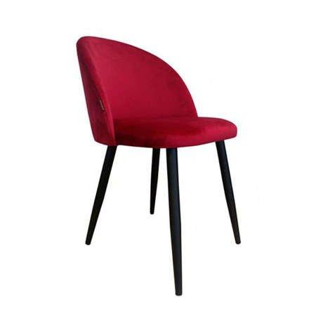Krzesło KALIPSO czerwone materiał MG-31
