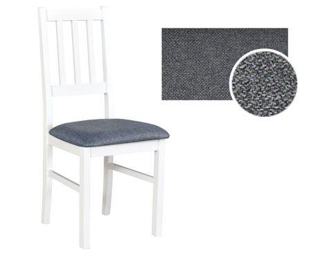 Krzesło drewniane KONWALIA Białe
