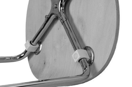 Krzesło sklejka gięta SK-132/A ORZECH