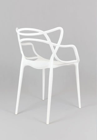 SK Design KR013 Białe Krzesło