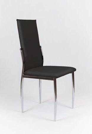 SK Design KS004 Czarne Krzesło