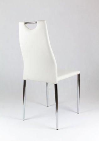 SK Design KS005 Białe Krzesło